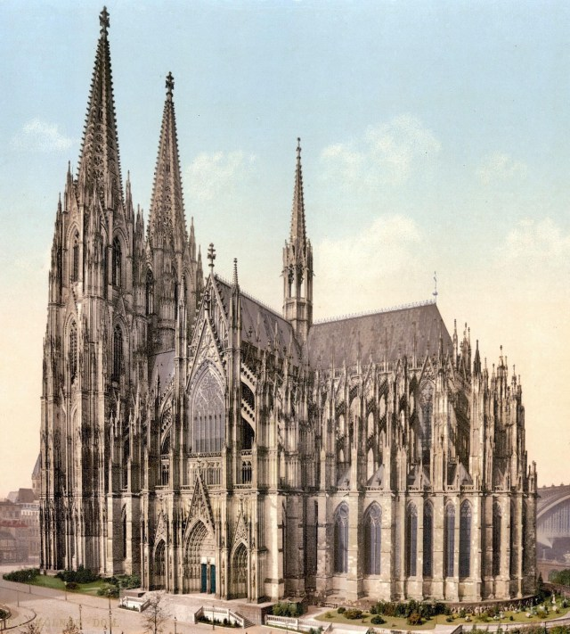 Cologne Cathedral 1900