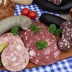 Hausmacherwurst, German wurst