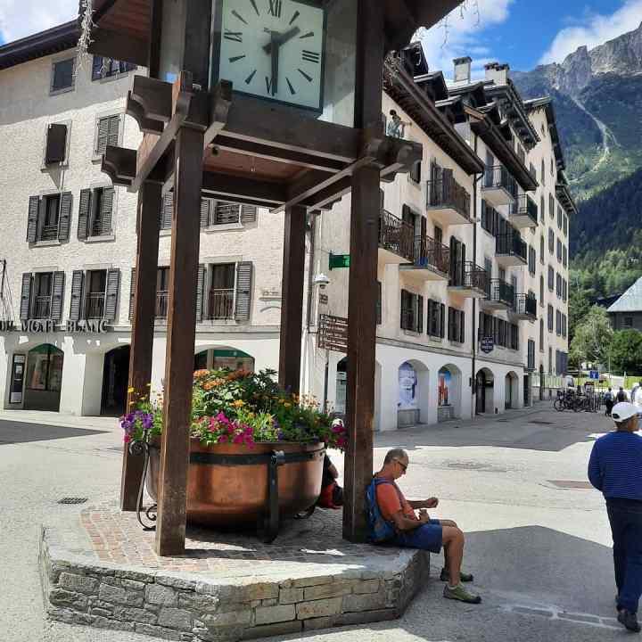 Chamonix-MontBlanc Old Town
