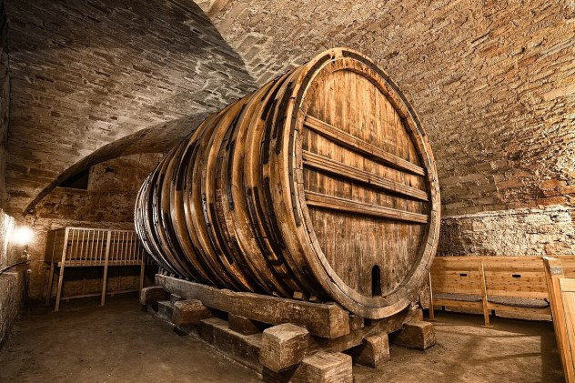 Tuebingen Riesenfass, Largest wine barrel