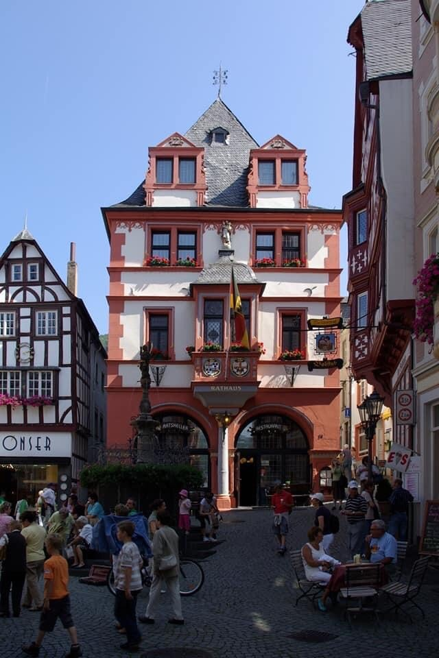 Bernkastel-Kues city hall, Rhineland