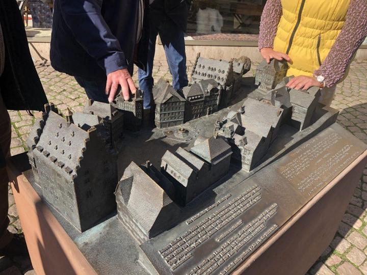Marburg city model