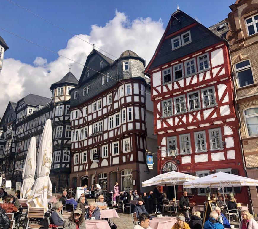 Marburg Market Square, Marktplatz