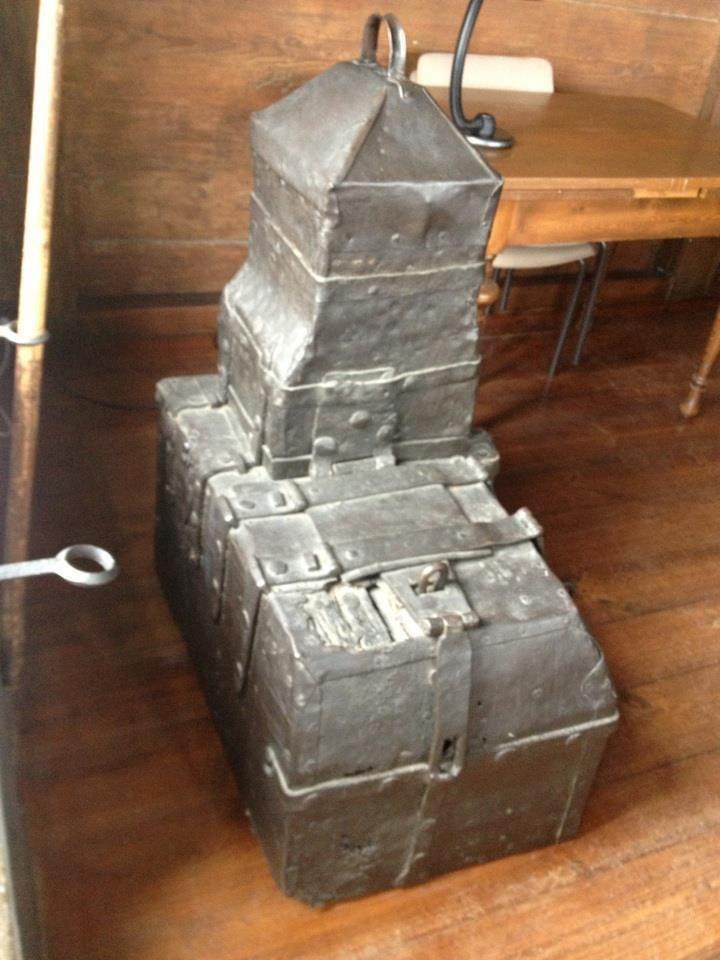 Dettelbach tax collection box