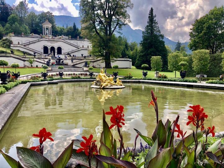 Linderhof Gardens