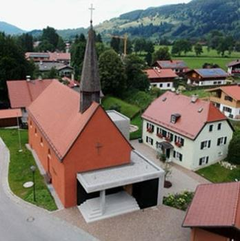 Kreuzkirche, Oberammergau