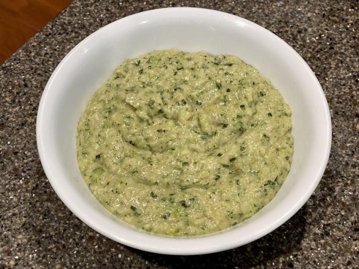 Creamed savoy cabbage, Wirsinggemüse