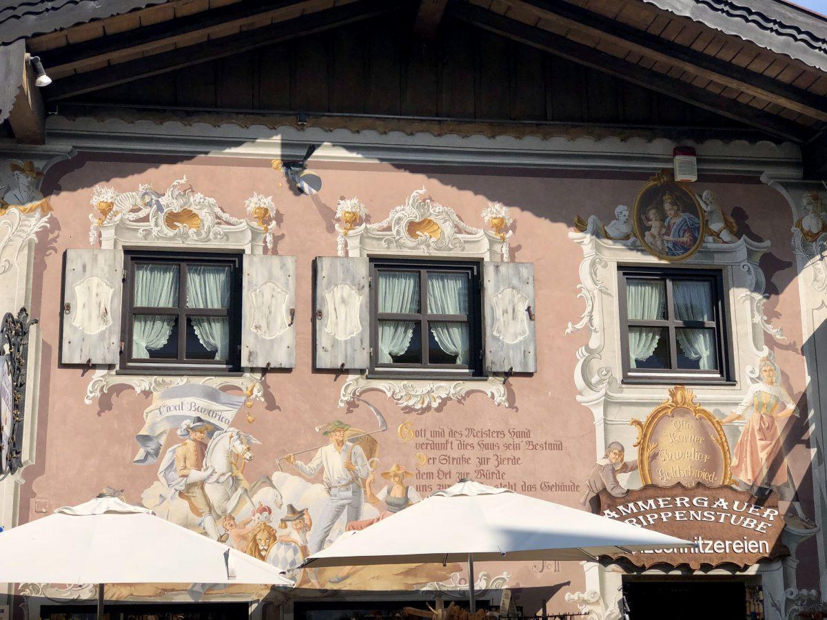 Ammergauer Krippenstube Oberammergau