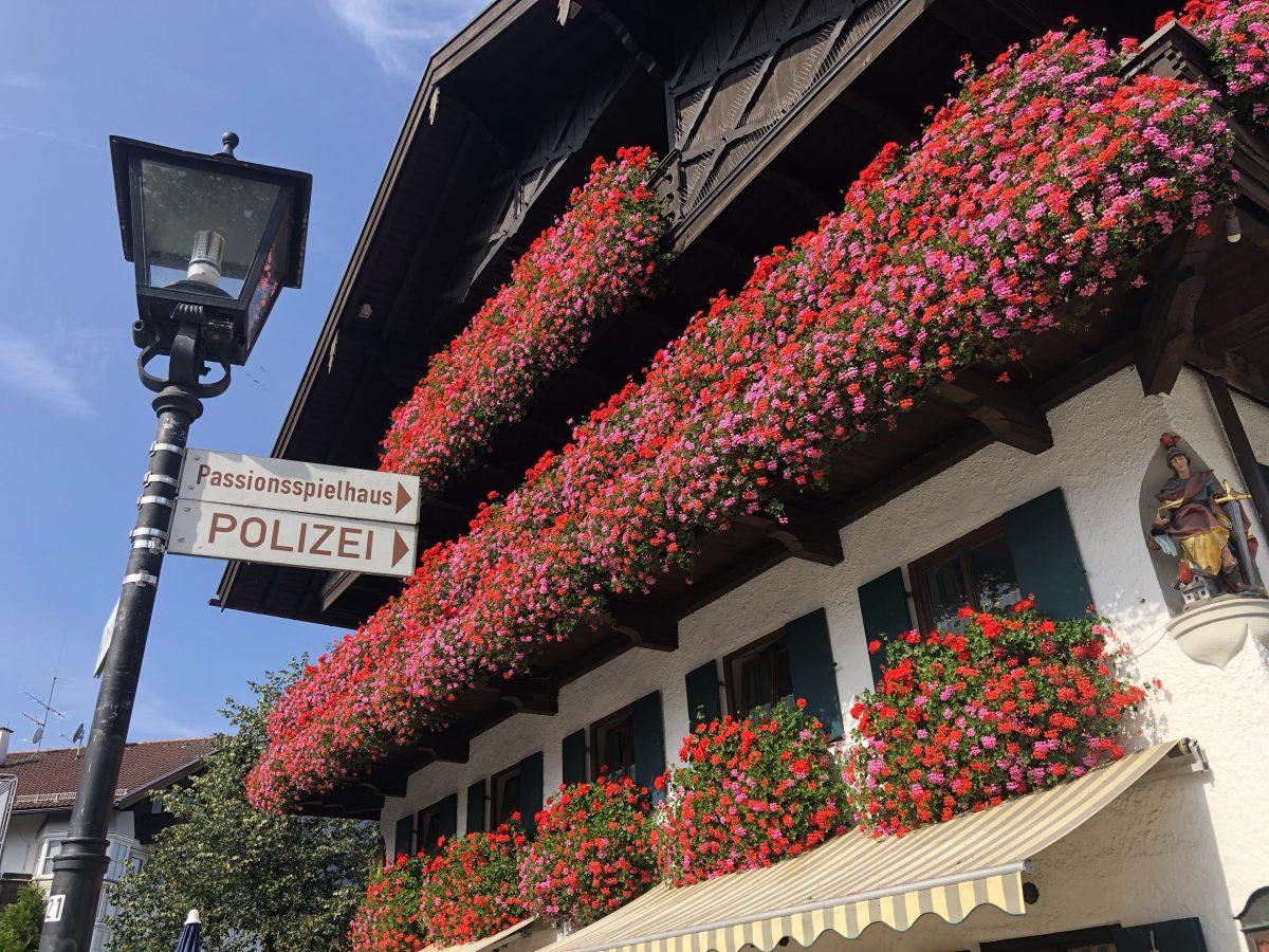 Oberammergau Hotel Wolf