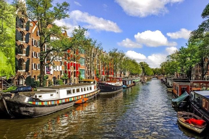 Amsterdam Krachten