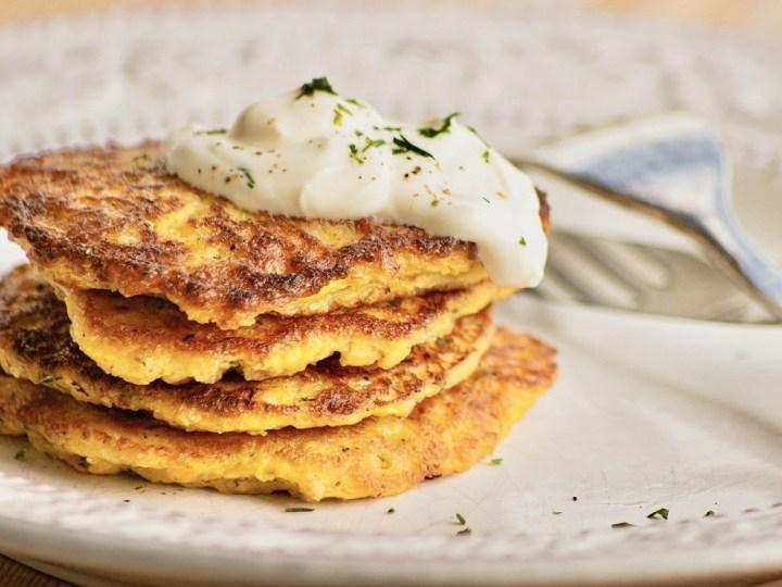 Potato pancakes, Kartoffelpuffer