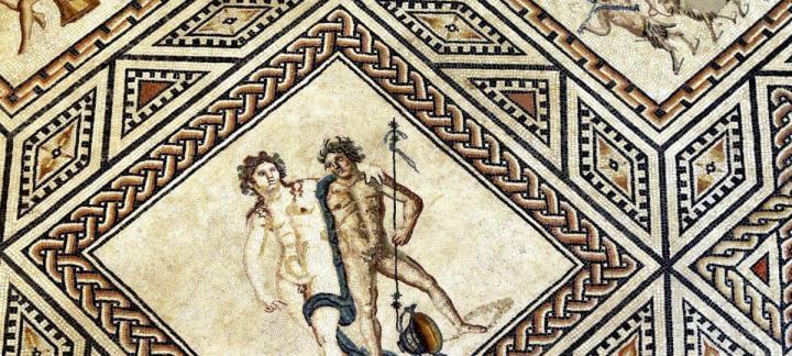 The Dionysus mosaic