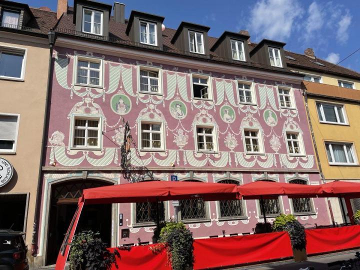 Hotel Zur Stadt Mainz in Würzburg