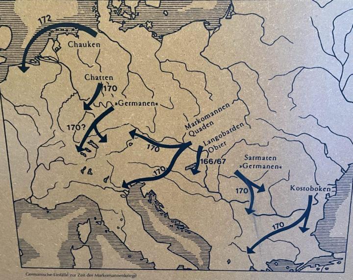 Roman Limes Rhineland