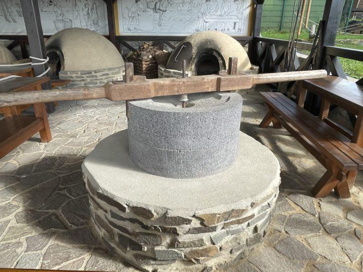 Roman Flour mill, grinder