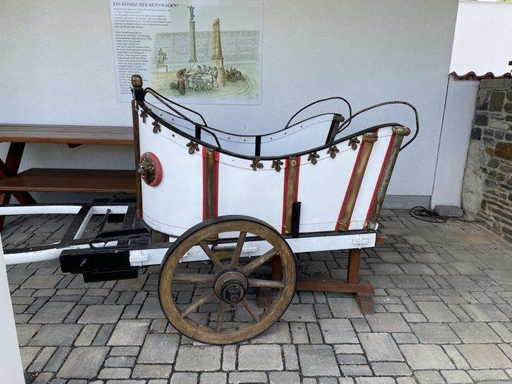 Roman wagon