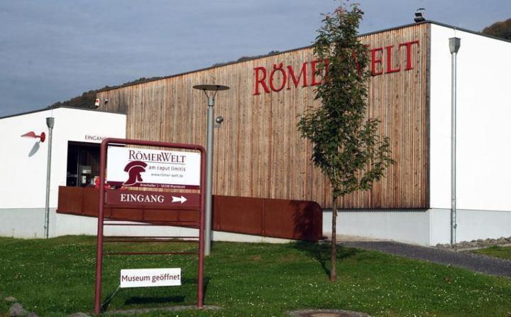 Römerwelt in Rheinbrohl