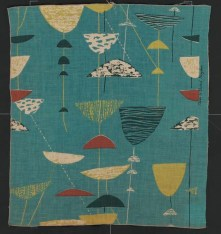 'Calyx' fabric by Lucienne Day. 1951.