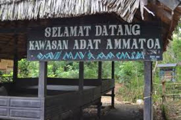 Image result for Kawasan Adat Ammatoa