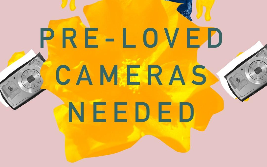 Camera Donation Drive for Anjali Kids