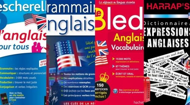 meilleurs livres pour apprendre anglais