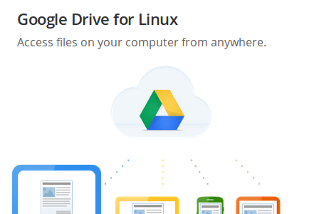 Grive:Way to install Google drive desktop client in Linux(for Ubuntu and Debian)
