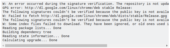 Issue with Apt update error, Google Chrome on Ubuntu and its derivatives fixed + for RPM based distros too !