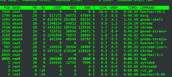 10 Commands to collect hardware and system information in Linux.