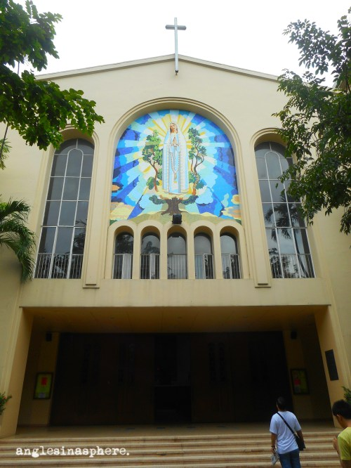 Q Fest_FEU chapel
