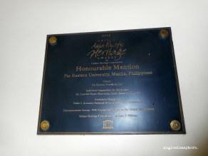 Q Fest_plaque