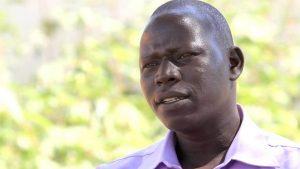 Elias Pastor training South Sudan AID