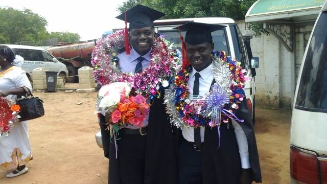 kenedy graduating