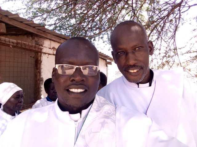 John Jal Deng ordination