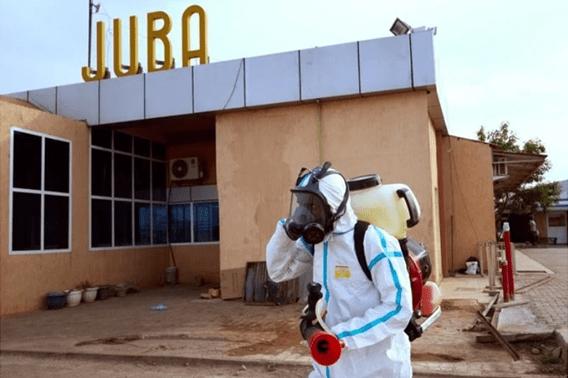 Juba coronavirus