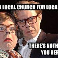 Back to Church Sunday backfired in Royston Vasey