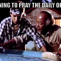 Praying the Daily Office