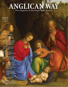 Advent Edition of the Anglican Way is now out –  get an early look ahead of the print edition !