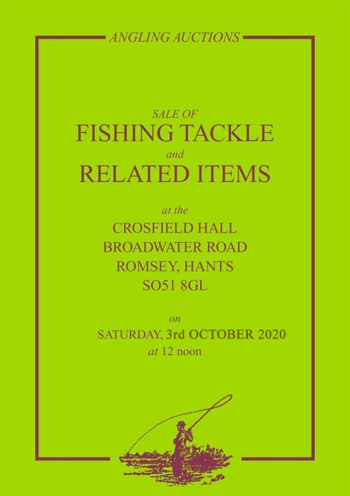 Angling auctions catalogue March 2020