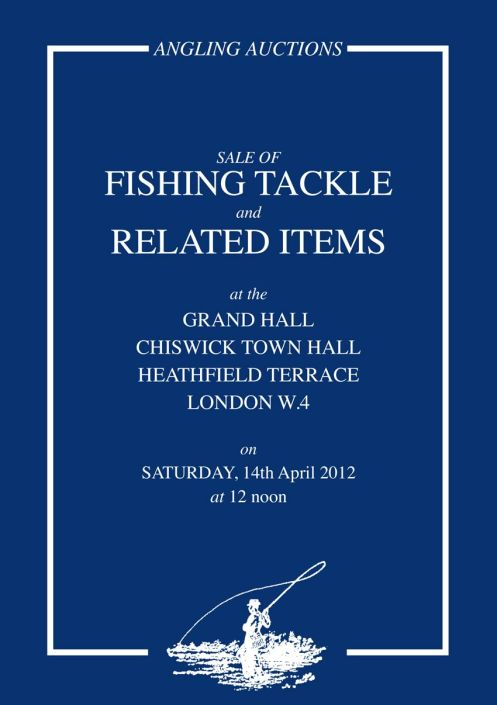 Angling auctions catalogue April 2012