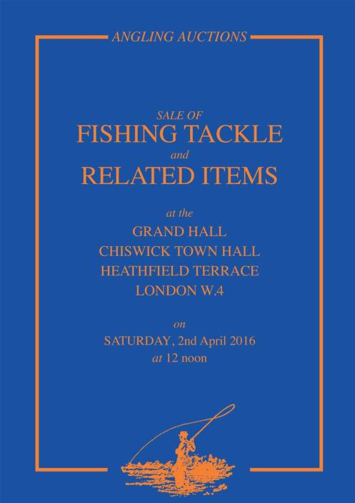 Angling auctions catalogue April 2016