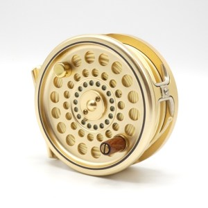 A Hardy Sovereign #7/8 trout fly reel,