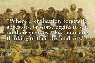 Forget ancestors - stop thinking of descendants