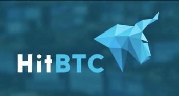 海外取引所HitBTCのロゴ