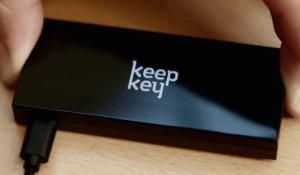 keepkeyの使い方や評判