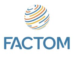 FACTOMのロゴ