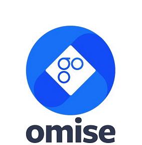 仮想通貨OmiseGoのロゴ