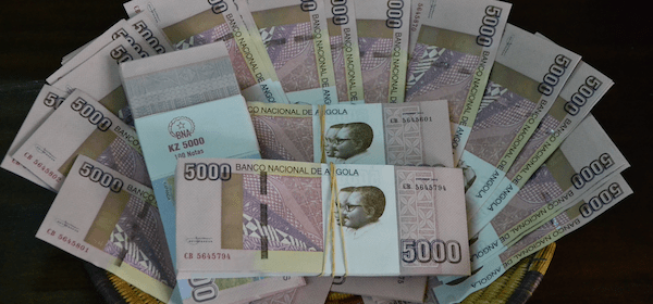 Foreign Exchange Reserves in Angola decreased to AOA Billion in August from AOA Billion in July of Foreign Exchange Reserves in Angola averaged AOA Billion from until , reaching an all time high of AOA Billion in April of and a record low of AOA Billion in December of In Angola, Foreign Exchange Reserves are the foreign assets held.