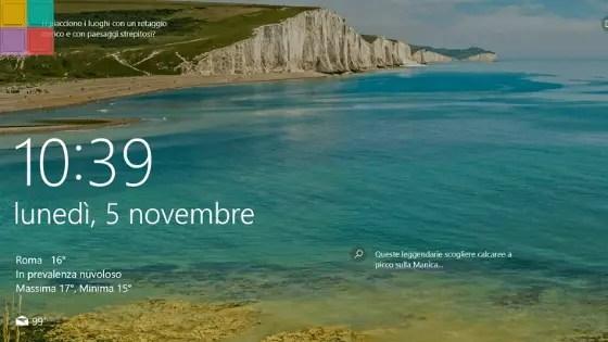 Ecco Come Salvare Gli Sfondi Dei Contenuti In Evidenza Di Windows 10