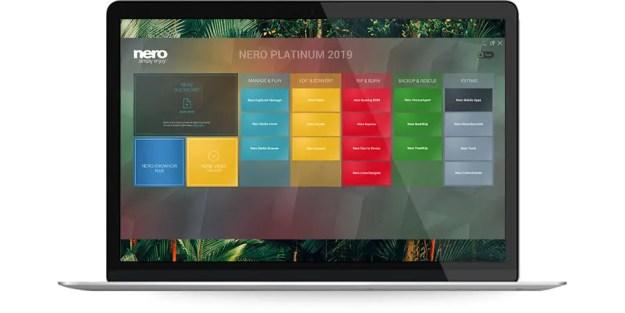 Home di Nero Platinum 2019