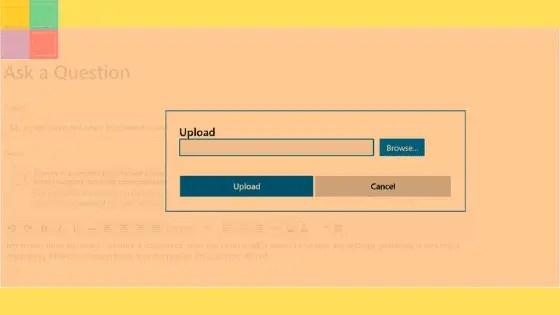 schermo arancione negli screenshot